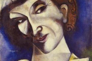 Self Portrait, Marc Chagall, 1914, Collection Im Obersteg © VBK, Wien, 2003